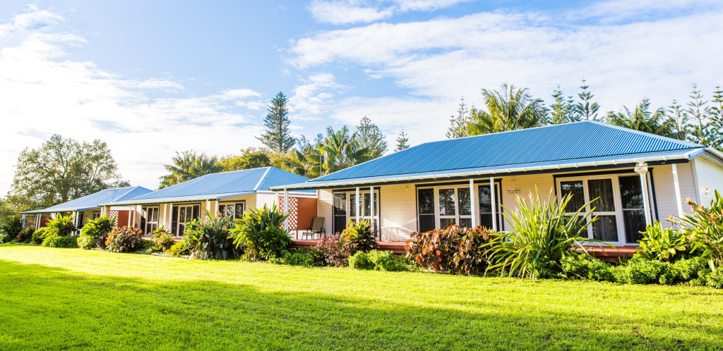 Trade Winds Country Cottages, Norfolk Island