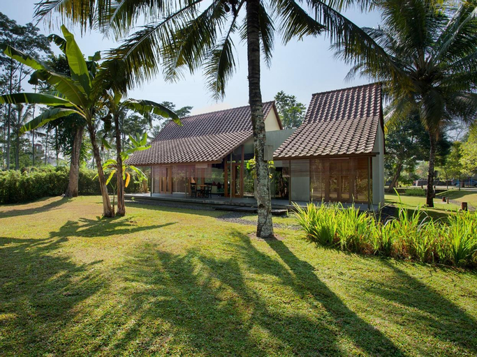 Villa Parikesit Salatiga, Salatiga