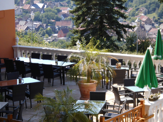 Burg-Hotel, Donnersbergkreis