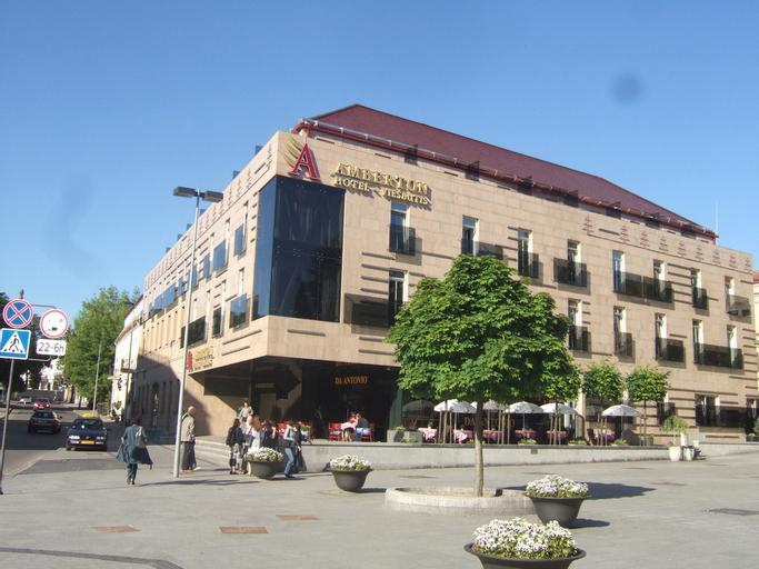 Amberton Cathedral Square Hotel Vilnius, Vilniaus