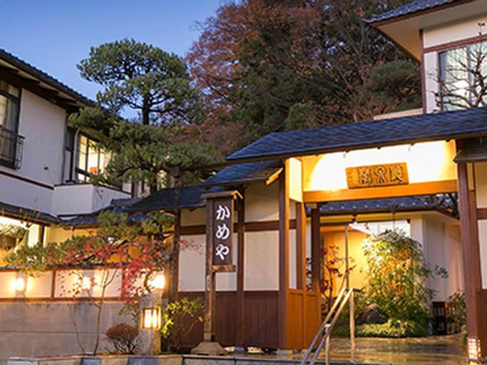 Chousenkaku Kameya, Shimosuwa