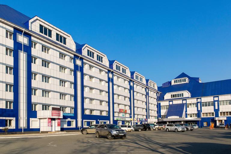 Horizont Hotel, Nakhodka gorsovet