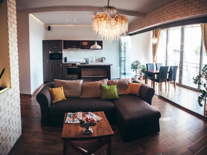 GP Apartments, Poznań City