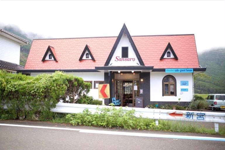 Sansaro Cafe & guest house, Shingū
