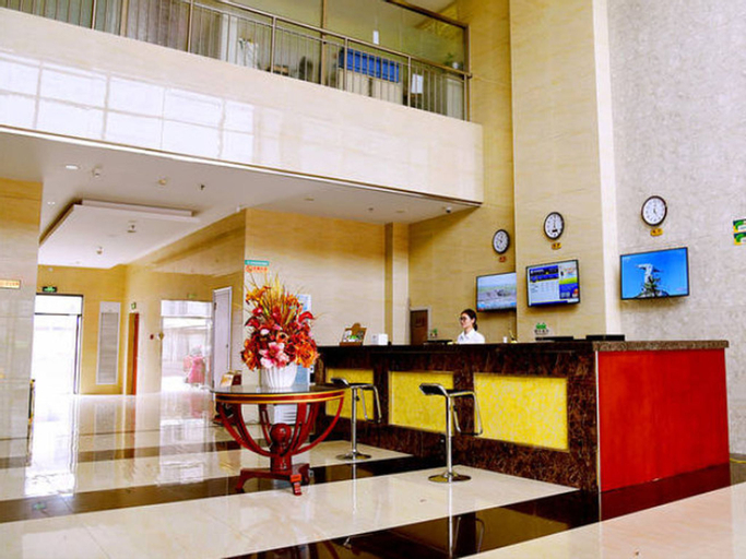 GreenTree Alliance Shandong Yantai Laizhou Bus Station Hotel, Yantai