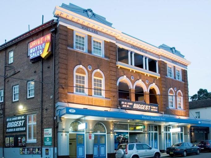 Strathfield Hotel, Burwood