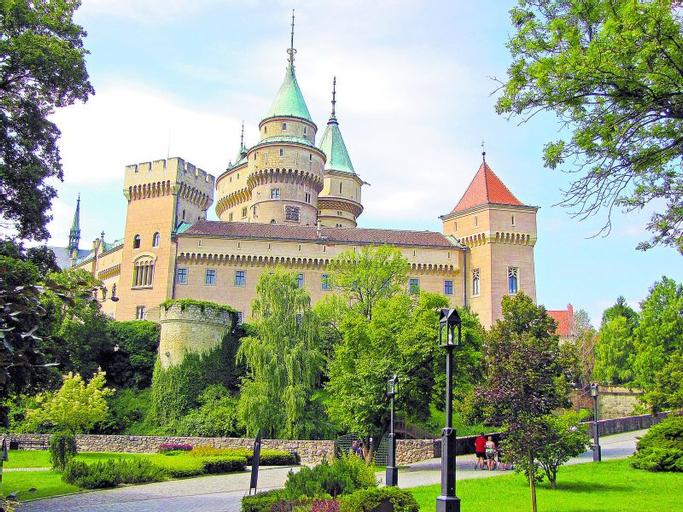 Hotel under the Castle, Prievidza