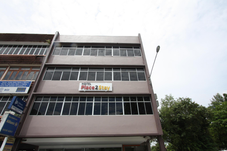 Place2Stay @ Simpang Tiga, Kuching