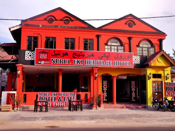 Nurul Eki Heritage Hotel, Kota Bharu