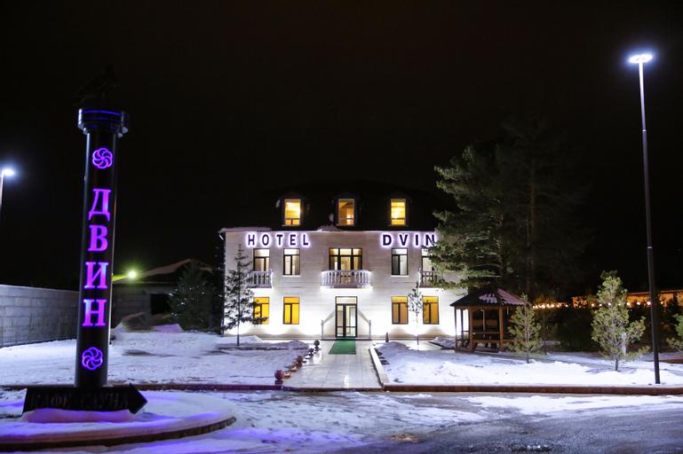 Hotel Dvin, Pavlodarskiy