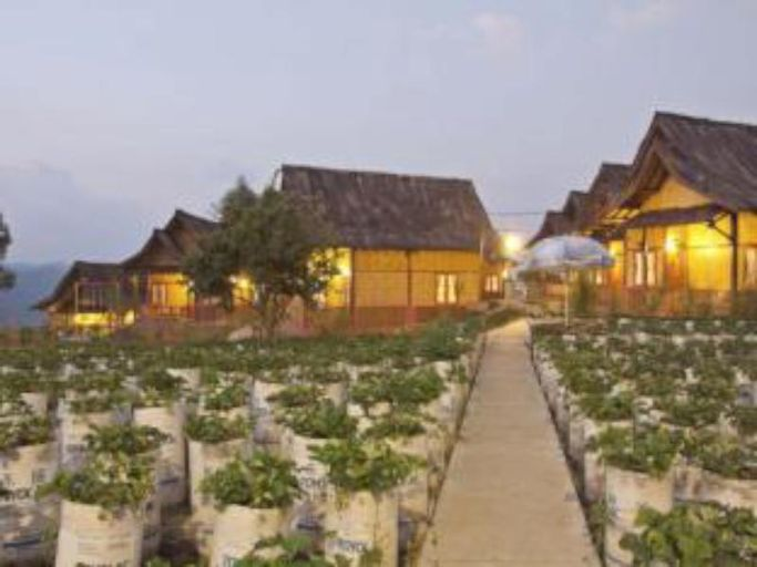 Sawung Gawir Restaurant and Bungalow Ciwidey, Bandung