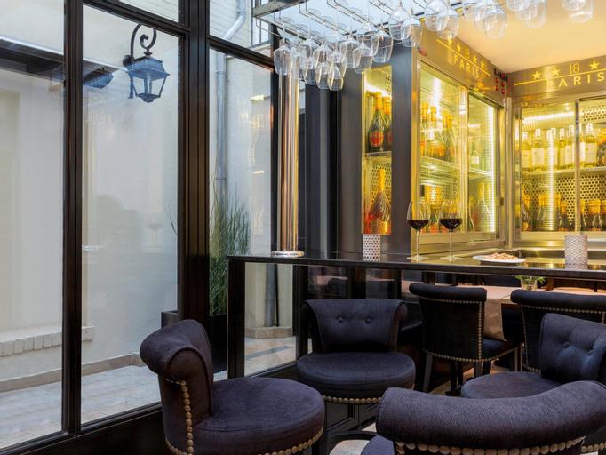 Best Western Hôtel le 18 Paris, Paris