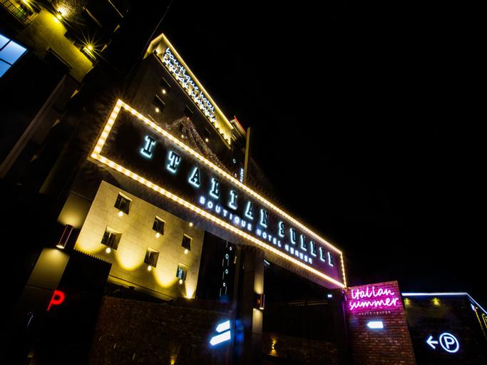 Italian Summer Boutique Hotel Songdo, Saha