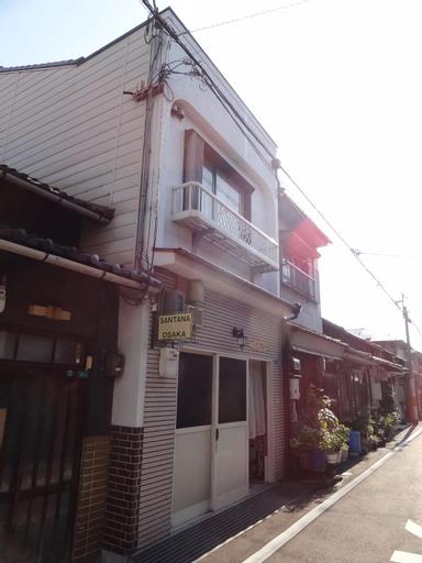 Santana guest house Osaka, Osaka