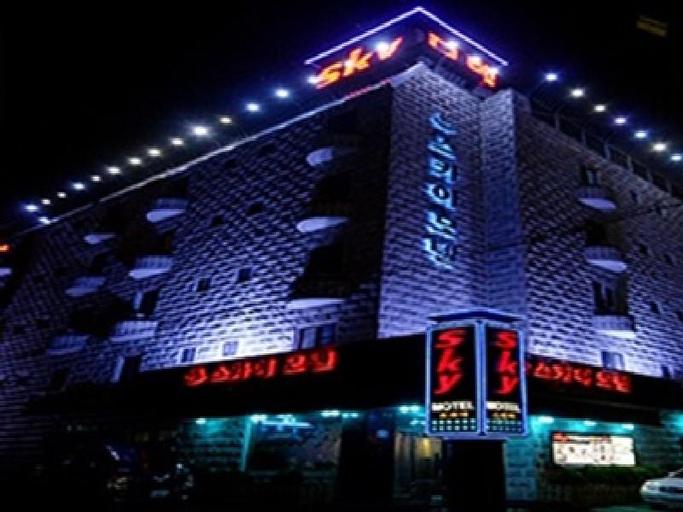 Sky Motel, Gyeongju