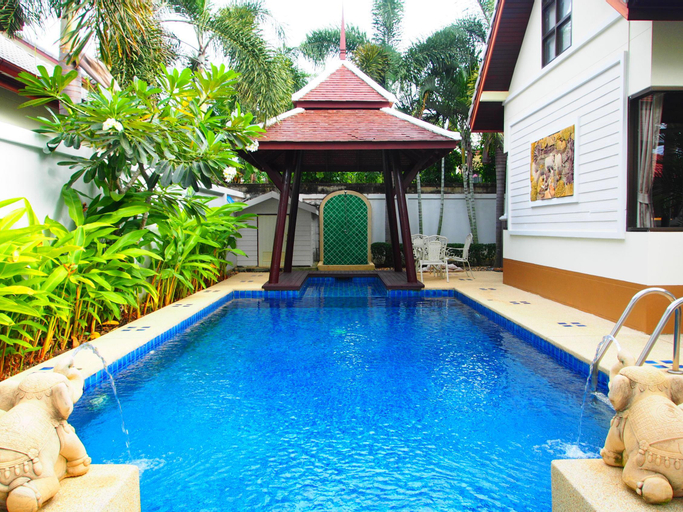 KTK Greenville Pool Villa, Bang Lamung