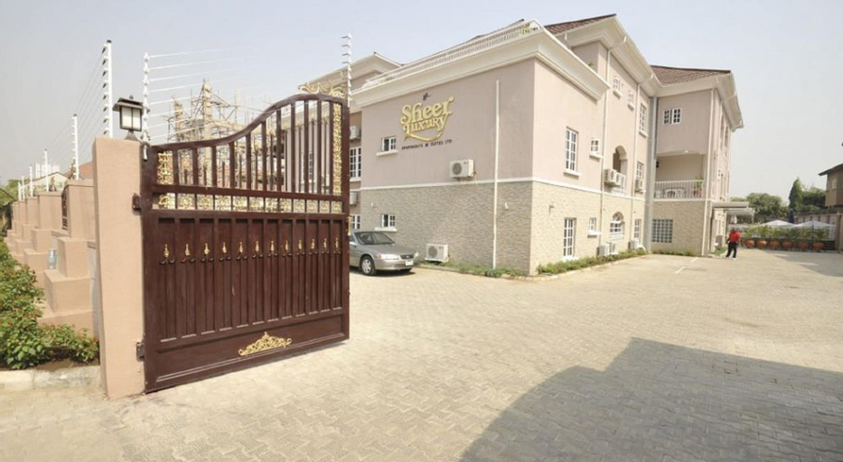 Sheer Luxury Apartments and Suites, AbujaMun