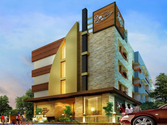 Hotel Sonar Tori Agartala, West Tripura