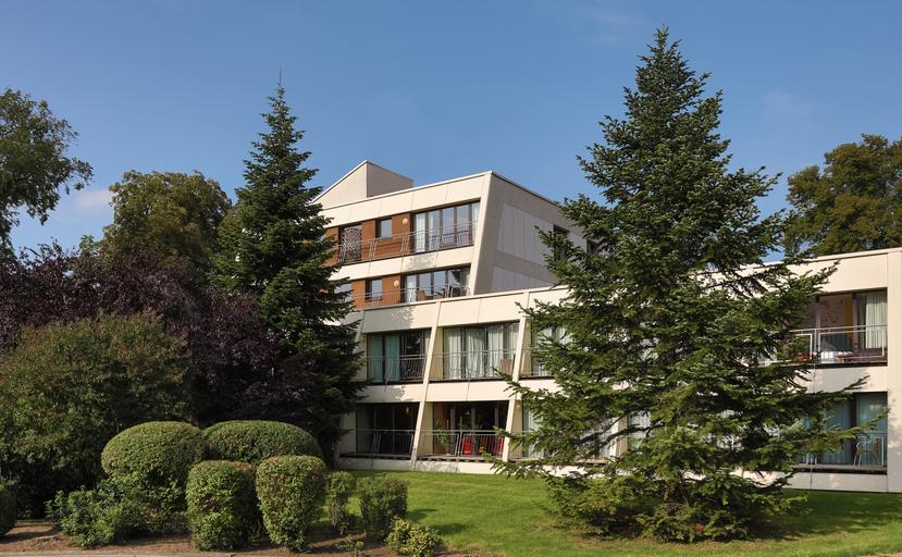 Hotel Parc Plaza-Worldhotel, Luxembourg