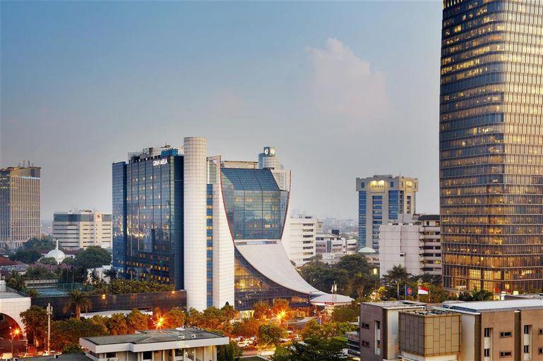 Gran Melia Jakarta, Jakarta Selatan