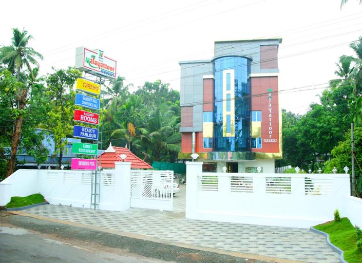 Hotel Malayattoor Residency, Ernakulam