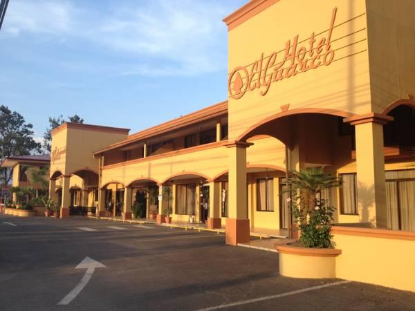 Hotel y Restaurante El Guarco, El Guarco