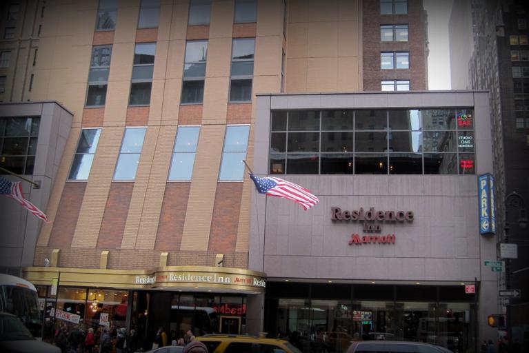 Residence Inn by Marriott New York Manhattan/Times Square, New York