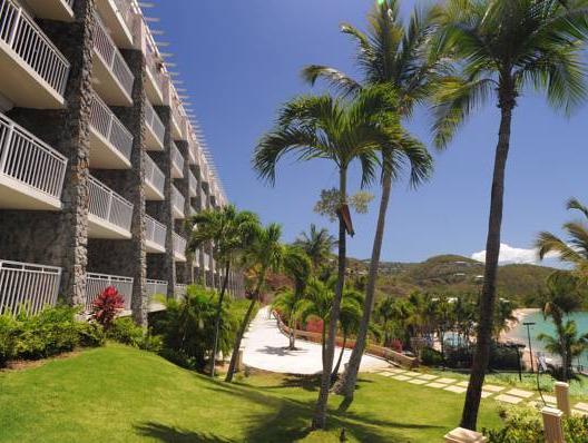 Frenchman's Reef & Morning Star Marriott Beach Resort, Southside