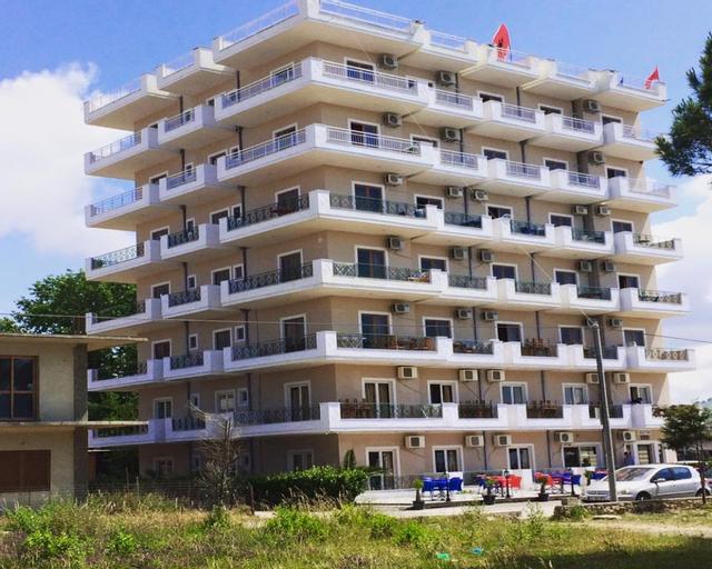 Hotel Erjani, Shkodrës