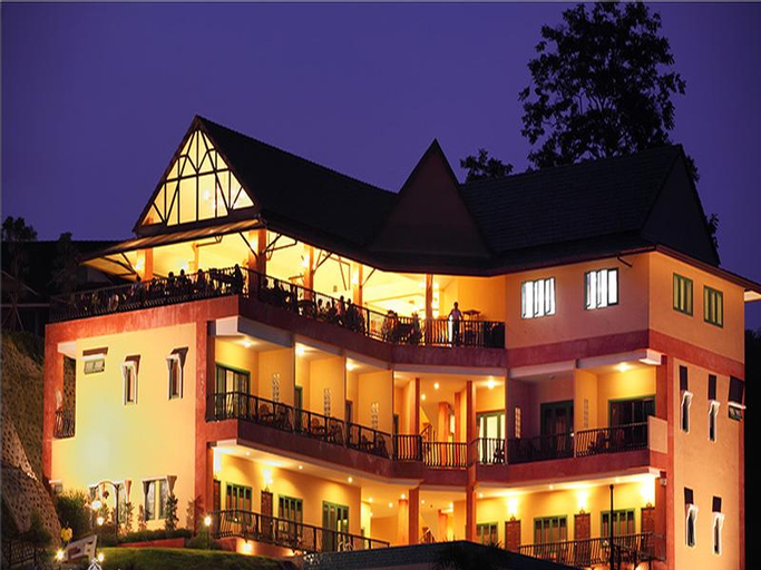 Samprasob Resort, Sangkhla Buri