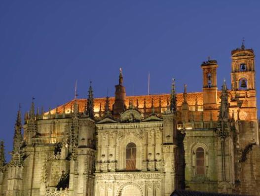 Palacio Carvajal Giron, Cáceres