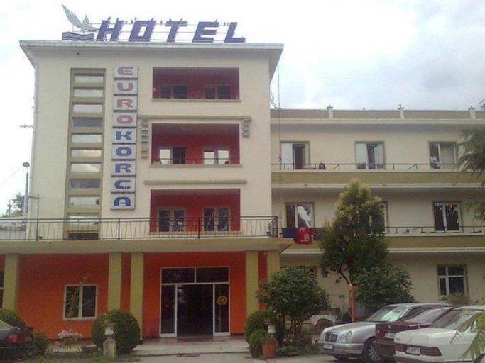 Hotel Eurokorca, Pogradecit