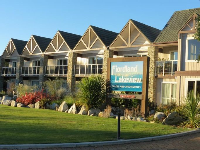 Fiordland Lakeview Motel and Apartments, Southland