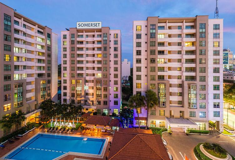 Somerset Ho Chi Minh City, Quận 1