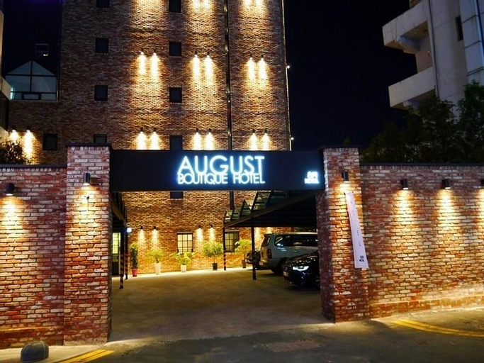August Boutique Hotel, Siheung
