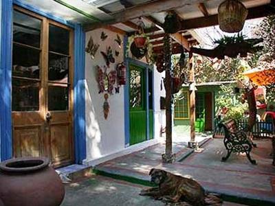 Casa Muriel, Cordillera