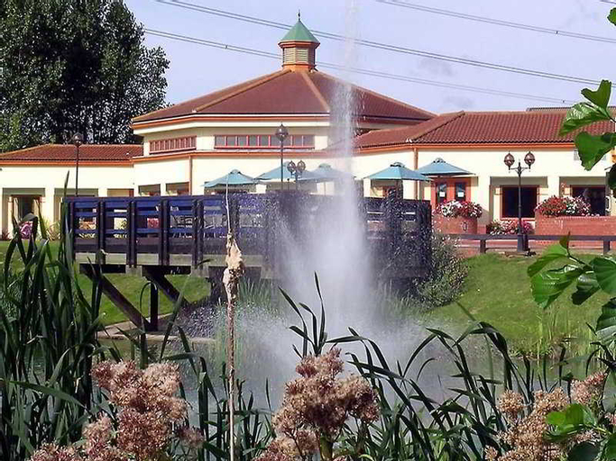 Wyboston Lakes Hotel, Central Bedfordshire