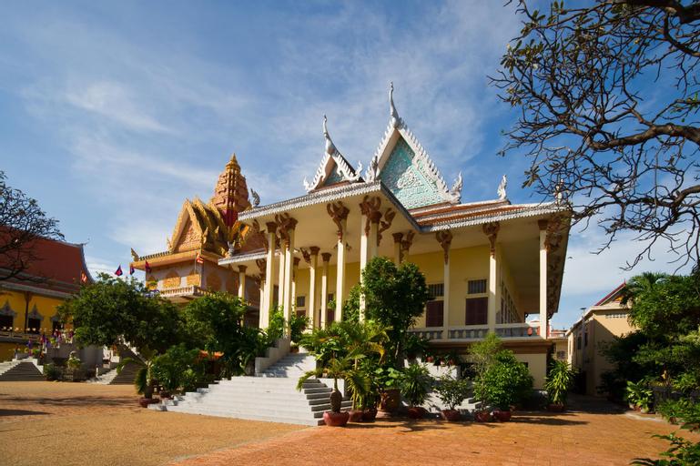 Mekong River Guesthouse, Ruessei Kaev
