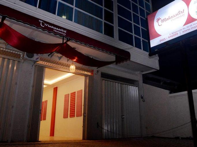 Makassart Homestay, Makassar