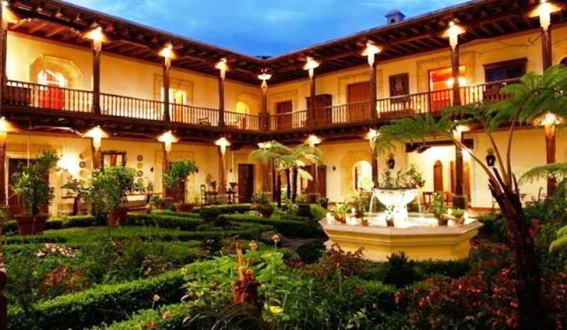 Palacio de Doña Leonor, Antigua Guatemala