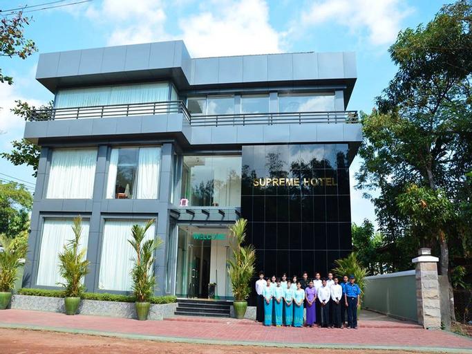 Supreme Hotel, Pegu