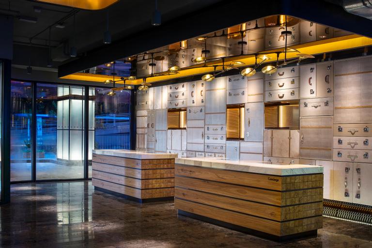 The Park Lane Hong Kong a Pullman Hotel, Wan Chai