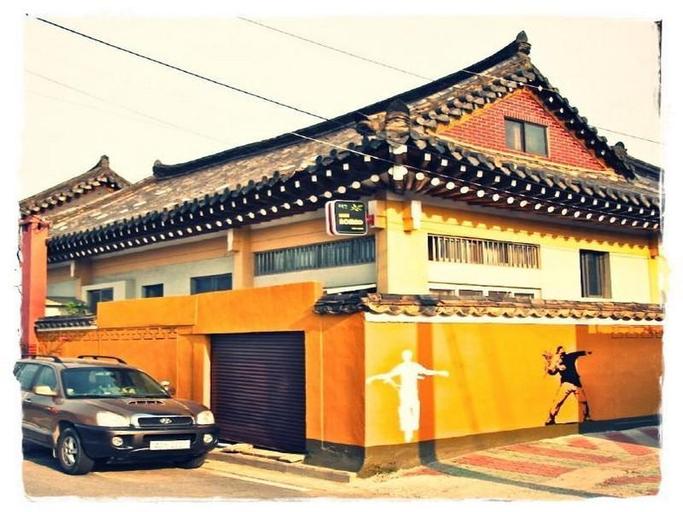 HomoNomad Guest House, Gyeongju