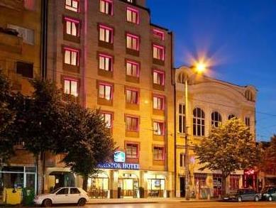 Best Western Plus Bristol Hotel, Stolichna