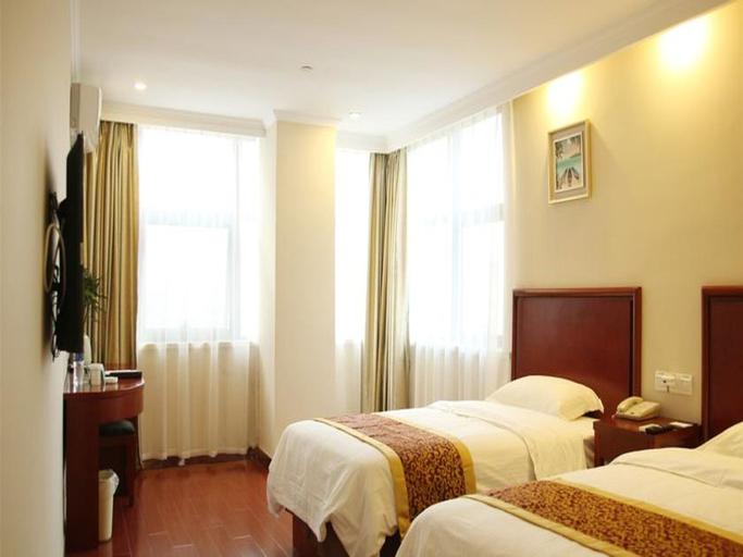 GreenTree Inn Express Qingtongxia People Hospital Huanghe Building, Wuzhong