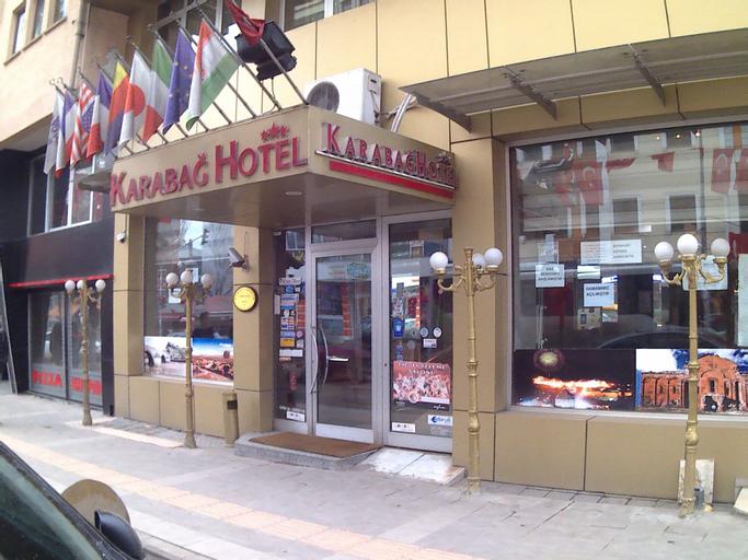 Karabag Hotel, Merkez