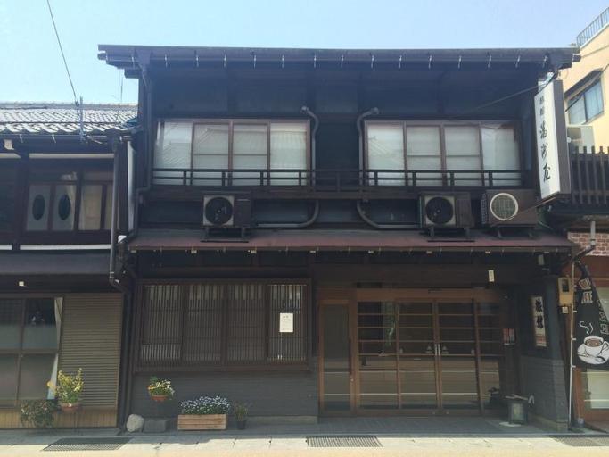 Ryokan Manshuya , Gujō