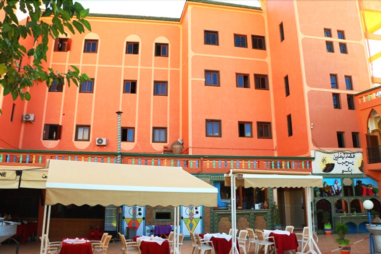 Hotel Espace Tifawine, Tiznit