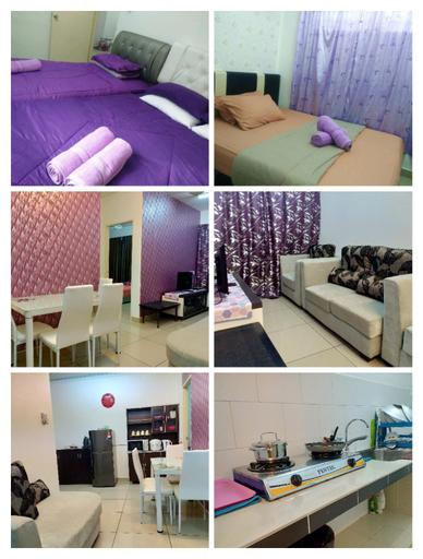 NY Cyber Apartment ( 2 room ), Penampang