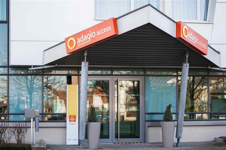 Aparthotel Adagio access Strasbourg Illkirch, Bas-Rhin